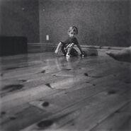 Jaxon Bieber playing