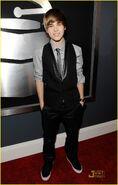 Justin Bieber 2010 Grammys