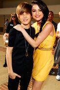 Selena Gomez Kids Choice Awards 2010