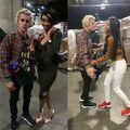 Justin Bieber backstage Purpose Tour March 2016