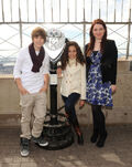 Justin Bieber Lights Empire State Building in 2009