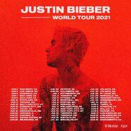 World tour 2021
