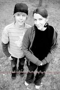 Justin Bieber and Pattie Mallette RedUmbrellaPhotography