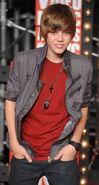 Justin Bieber VMA's 2009 red carpet