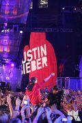 Justin Bieber performing at MuchMusic Video Awards June 2010