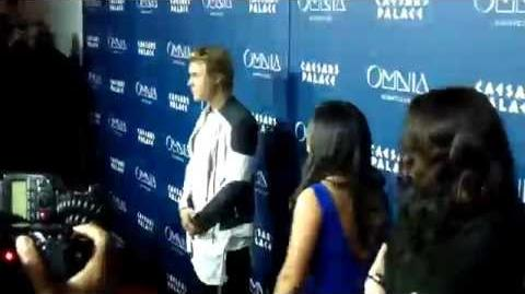 Justin Bieber 21st Birthday Omnia Nightclub Las Vegas 3-14-15
