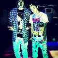 Justin Bieber and Ryan Good 2012