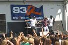 Justin Bieber performing at Family Frenzy '09