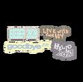 Bieber NYE Sticker Pack