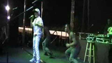 Justin Bieber at Summer Smash in Tulsa