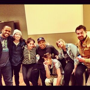 Justin with the crew.jpg