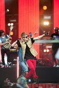 Justin Bieber at MTV World Stage Live
