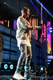 Justin Bieber singing at Billboard Music Awards 2016