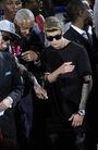 Justin Bieber Mayweather vs. Canelo fight