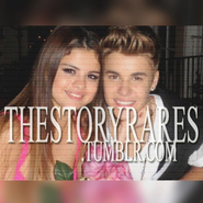 Selena Gomez and Justin Bieber 2012
