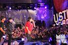 Justin Bieber singing at MuchMusic Video Awards 2010