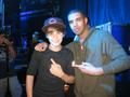 Justin and Drake