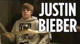 Justin Bieber Drum Solo LIVE @ SiriusXM