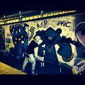 Rip PAC graffiti