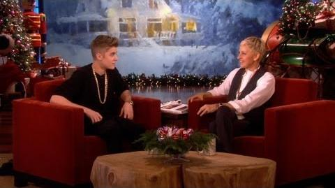 Justin's Big Announcement