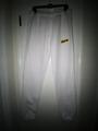 Secret sweatpants - white