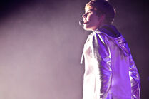 My World Tour Antwerp, Belgium by Mike Lerner for Chrome