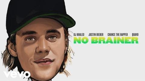 DJ Khaled - No Brainer (Audio) ft