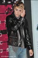 Justin Bieber at the 2015 MTV Video Music Awards