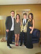Justin Bieber with Selena Gomez Billboard Music Awards