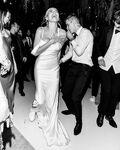 Justin Bieber and Hailey Bieber dancing