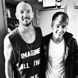 Carl Lentz Justin Bieber Wiki Fandom