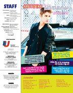 La Onda August 2013 contents