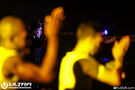 Justin Bieber dancing at Ultra Music Festival