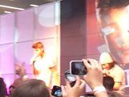Justin Bieber, Frankfurt Airport (9)