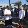 Justin Bieber meeting a fan in LA November 2018