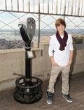 Justin Lights Empire in 2009