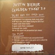Purpose Golden Ticket 3.0