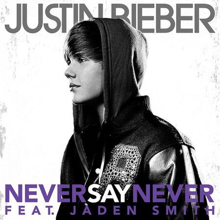 Never Say Never Single.jpg