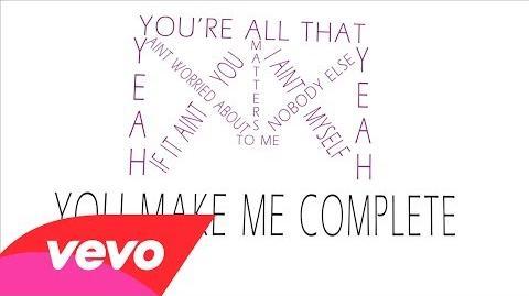 Justin Bieber - All That Matters (Lyric Video)