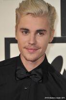 Justin Bieber at Grammy Awards 2016