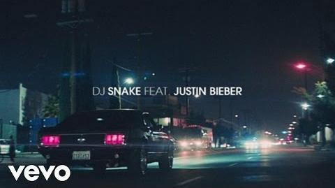 DJ Snake - Let Me Love You ft