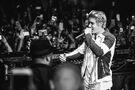 Bieber 21st birthday party
