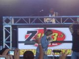 Justin Bieber performing at Z103.5 Summer Rush 2009