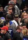 Justin Bieber at Mayweather vs. Canelo fight September 2013