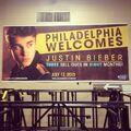 Philadelphia welcomes Justin Bieber
