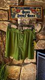 Drew house boxers - olive