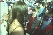 Justin Bieber VMA's interview