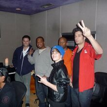 Justin Bieber in the studio with Nasri Atweh, Scooter Braun and more.jpg