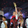 Justin Bieber performing MMVAs 2012