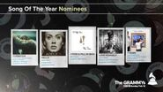 Song Of The Year Nominees The 59th GRAMMYs